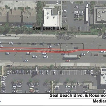 Seal Beach - Traffic Impact Analysis Review for LA Fitness